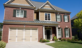 Residential garage door services